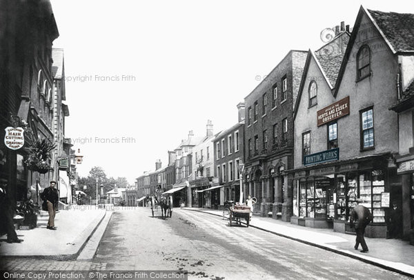 Bishop's Stortford, North Street 1903
