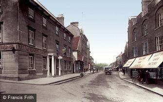 Bishop's Stortford, North Street 1922