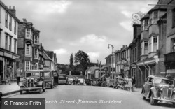 North Street c.1950, Bishop's Stortford