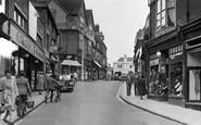 Bishop's Stortford, Potter Street c.1950