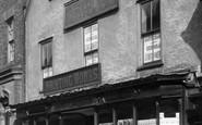 Bishop's Stortford, Printing Works, North Street 1899