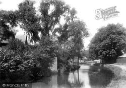 Bishop's Stortford, River Stort 1899