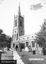 Bishop's Stortford, St Michael's Church c.1965