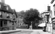 Bishop's Stortford, The Chantry 1903