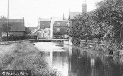Bishop's Stortford, The River Stort 1903