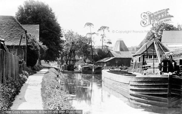 Bishop's Stortford, The River Stort c.1939