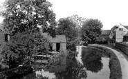 Bishop's Stortford, The River Stort c.1950