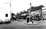 Bishop's Waltham, High Street c.1960