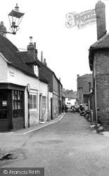 Bishop's Waltham, Houchin Street c.1955