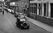 Bishop's Waltham, Morris 8 c.1955