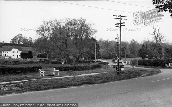 Bishop's Waltham, Northbrook c.1955