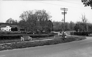 Bishop's Waltham, Northbrook c.1955