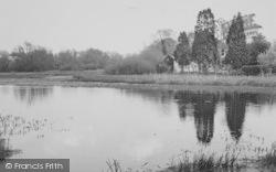 Bishop's Waltham, The Mill Pond c.1955