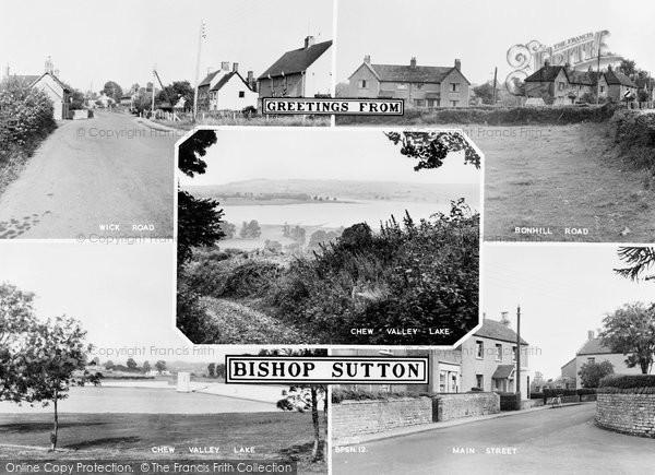 Bishop Sutton, Composite c.1955