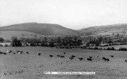 Bishops Castle, Colebatch And Blakeridge c.1960