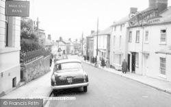 Bishops Castle, High Street c.1960