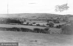 Bishops Castle, Longmynd c.1950