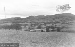 Bishops Castle, The Hills c.1950