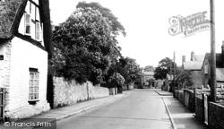 Bishops Cleeve, School Road c.1965