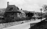 Bishops Cleeve, Station Road c1955