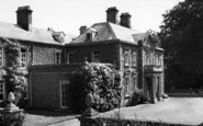 Bishops Lydeard, Bishops Lydeard House c.1955