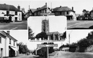 Bishops Lydeard, Composite c.1955