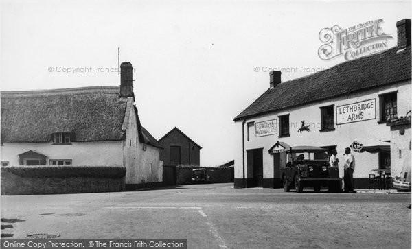 Bishops Lydeard, Lethbridge Arms c.1955
