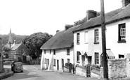 Bishops Tawton, Hill Rise c1950