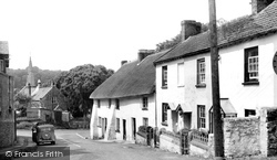 Bishops Tawton, Hill Rise c.1950