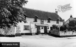 Bishops Tawton, The Chichester Arms c.1960