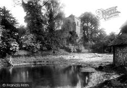 St Mary's Church 1903, Bishopsbourne