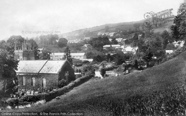 Bishopsteignton, 1903
