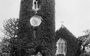 Bishopsteignton, Church 1895
