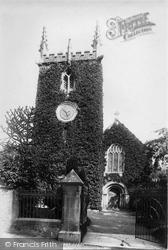 Church Of St John The Baptist 1895, Bishopsteignton