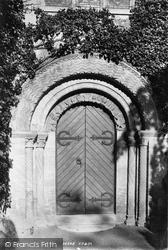 Church West Door 1895, Bishopsteignton