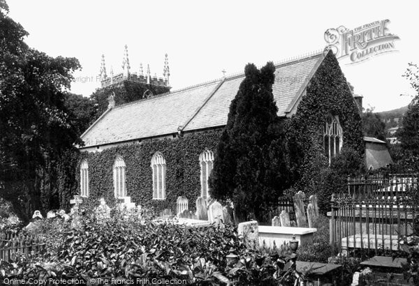 Bishopsteignton, St John's Church 1890