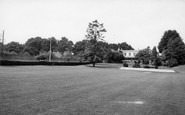 Bishopstoke, Recreation Ground c.1965