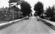 Bishopstoke, Stoke Park Road c1965
