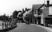 Bishopstoke, The Anchor Inn  c.1960