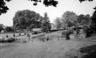 Bishopstoke, The Park c.1960