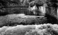 Bishopstoke, The River c.1960
