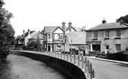 Bishopstoke, the Village c1955