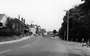 Bishopstoke, The Village c.1965