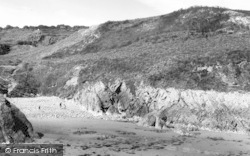 Bishopston, Brandy Cove c.1960