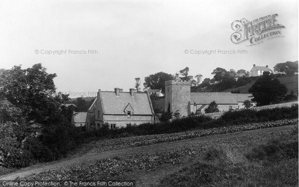 Bishopston, the Church 1893