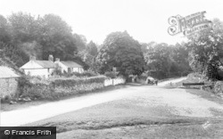 Bishopston, Gower Peninsula, Bishopstone Valley c.1935
