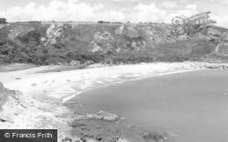 Bishopston, Pwll-Du Bay c.1960