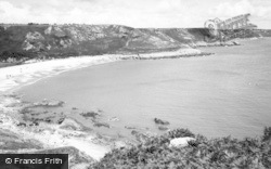 Bishopston, The Bays From Pwll Du Point c.1960