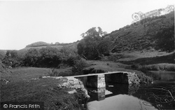 Bishopston, Valley Bridge 1893