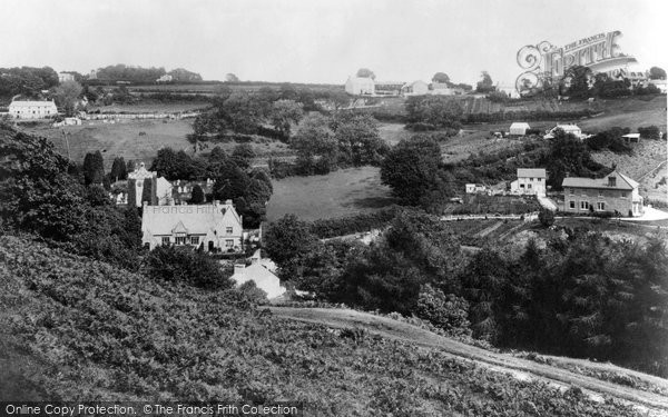 Bishopston, Village 1910